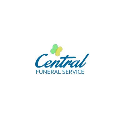 central logo design